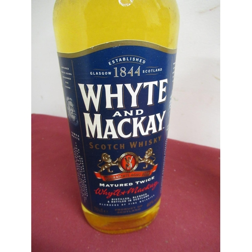 143 - Whyte and Mackay Scotch Whisky, Matured Twice, 70cl 40%vol, 1btl...