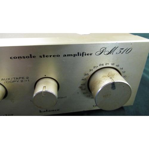 108 - Marantz PM310 stereo amplifier...