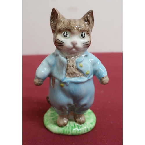 25 - Beswick Beatrix Potter model 'Tom Kitten', H8cm...
