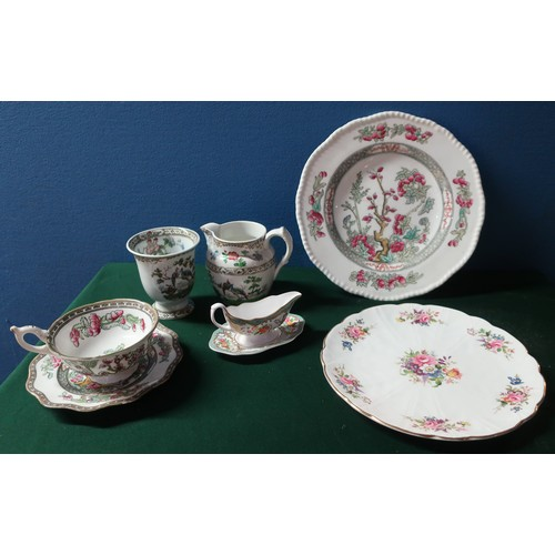 60 - Collection of bone china comprising of Coalport