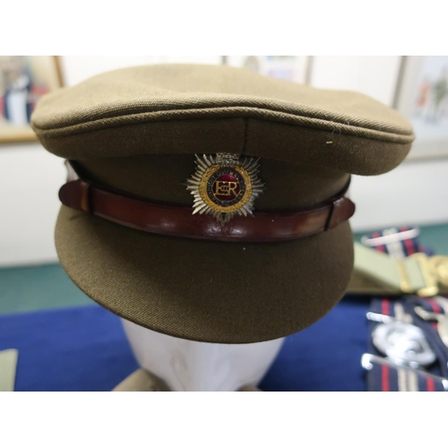1 - Large collection of Militaria relating to Lieutenant Colonel Douglas Stuart Wooles (352374) MBE, inc...