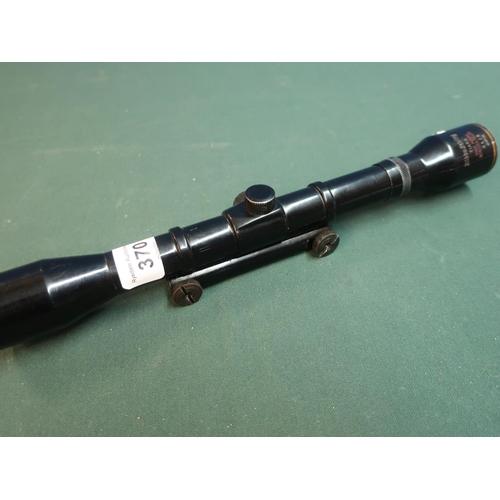 370 - Nikko Stirling - Tiara 4x28 air rifle scope...