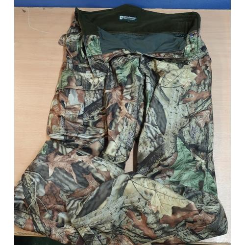 462 - As new Deerhunter XL coat and a pair of  Deerhunter trousers 32 waist...