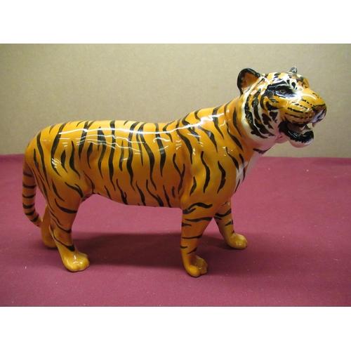 443 - Large Beswick tiger L30cm H19.5cm