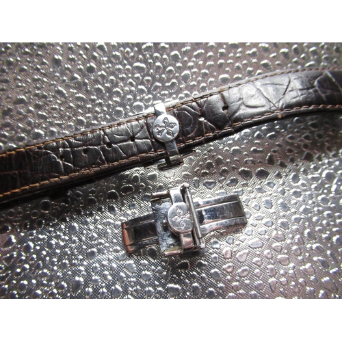 7 - Dreyfuss & Co automatic wrist watch with date, stainless steel case, crystal backed No1183, 25 jewel...