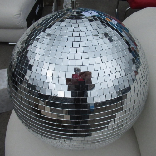 52 - Craig Revel Horwood Collection - a hanging glitterball