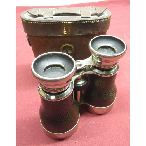 105 - Unusual 1920's celluloid amber tinted ladies handbag with twin swing handles, 1930's design cigarett...