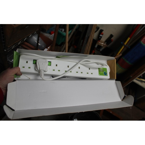 30 - BOXED STANDBY SAVER EXTENSION LEAD