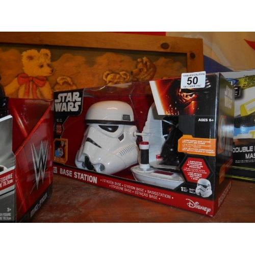 50 - Star Wars Base Statton...