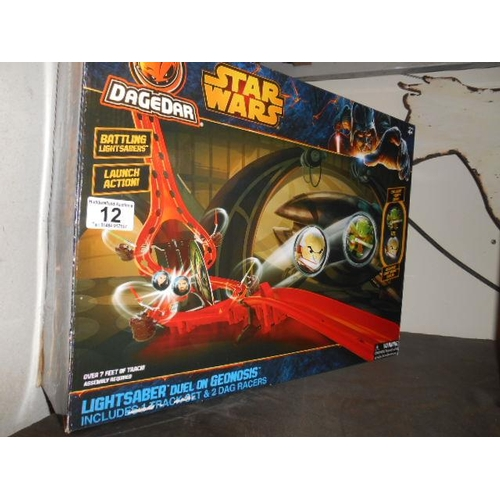 12 - Star Wars duel game...