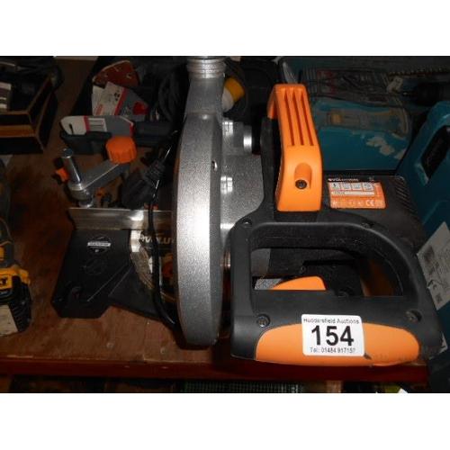 154 - Evolution chop saw...