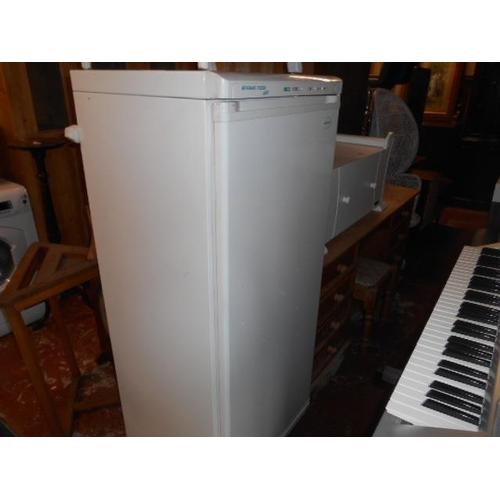 195 - Tall fridgidaire freezer...