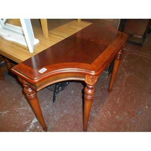 207 - Nice ornate window table...