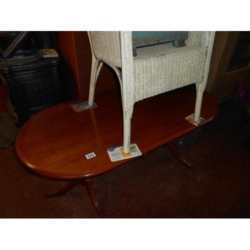 245 - Nice coffee table...