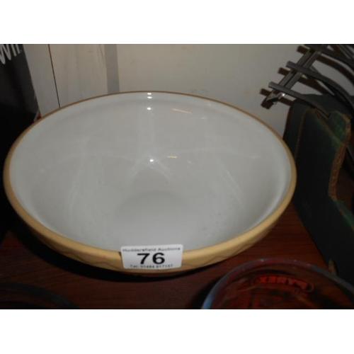 76 - Mixing bowl...