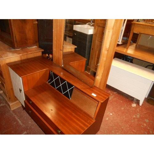 38 - Lebus retro dressing table...