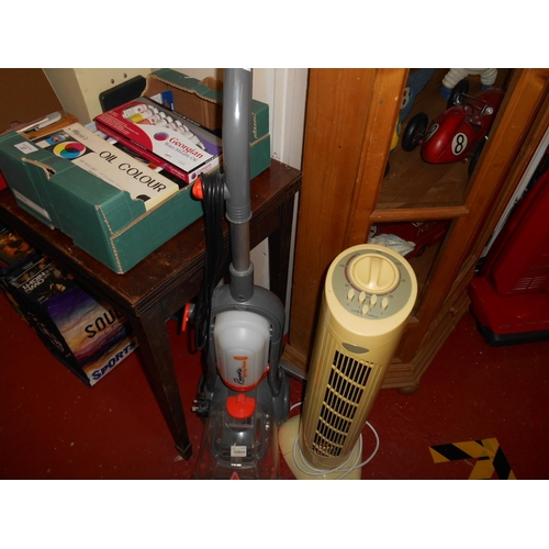 39 - VAX 3 in 1 cleaner and fan...