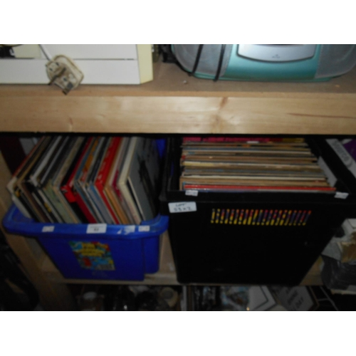 53 - Large selection of LPs...