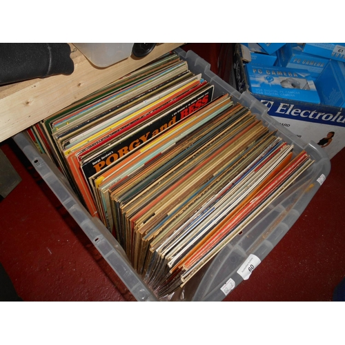 60 - Large selection of LPs...