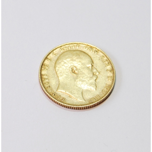 36 - Sovereign, 1904....