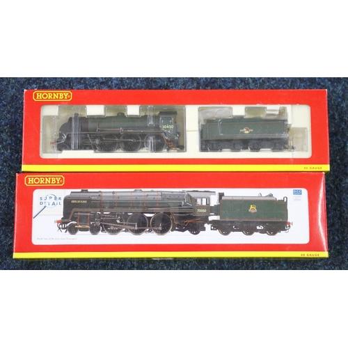 Hornby OO gauge model railways 4-6-2 Firth of Clyde