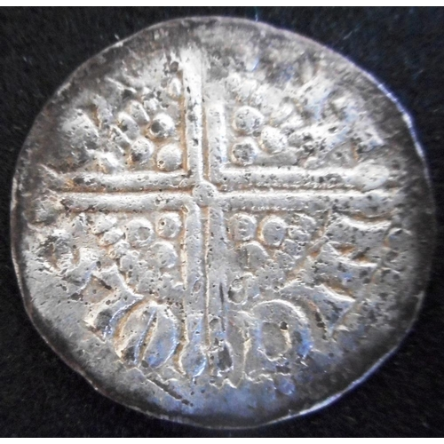 25 - England. Hammered silver penny. Henry III. 1216-72. SC Class 3b, 1363)...