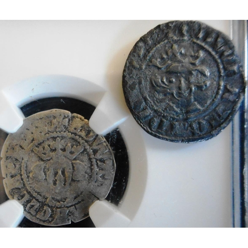 26 - England. Hammered silver penny. Edward I. London mint. Another reputed part of 1877 Montrave hoard. ...