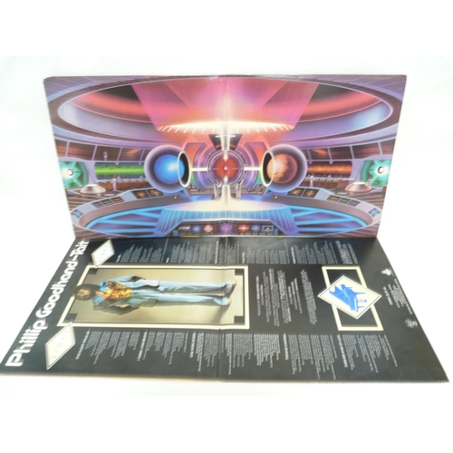 1 - ELO, Out Of The Blue. First UK press with complete spaceship (unassembled) and poster. Also LP by P...