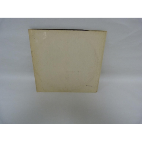18 - The Beatles, White Album, numbered sleeve 0557854. With black inners 'sold in the U.K.' text, top op...