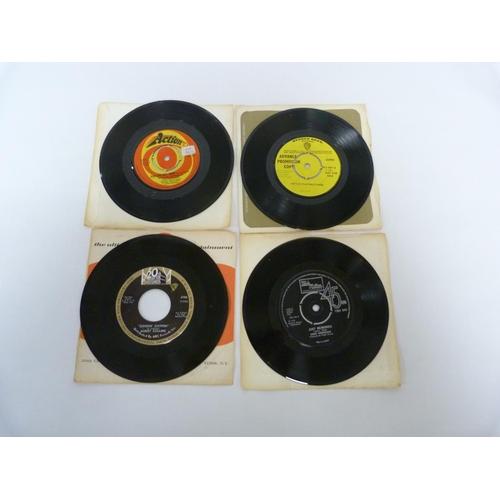 34 - 4 x Northern Soul singles by Norman Johnson, Albert Collins, Bob & Earl (demo) and Eddie Kendric...
