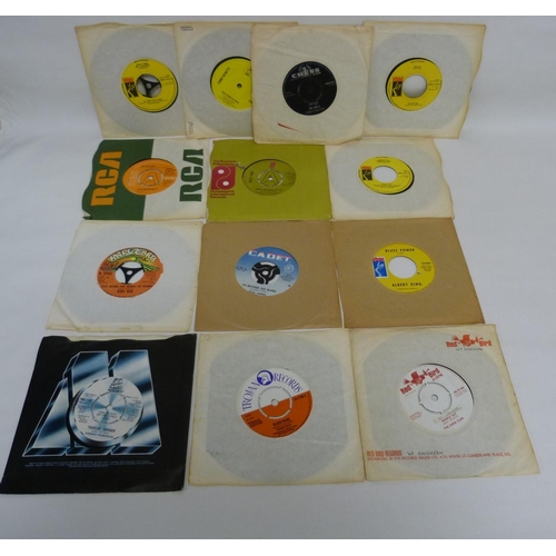 35 - Collection of singles including Northern Soul by Billy Paul, Kiki Dee, The New Birth and Horace Fait...