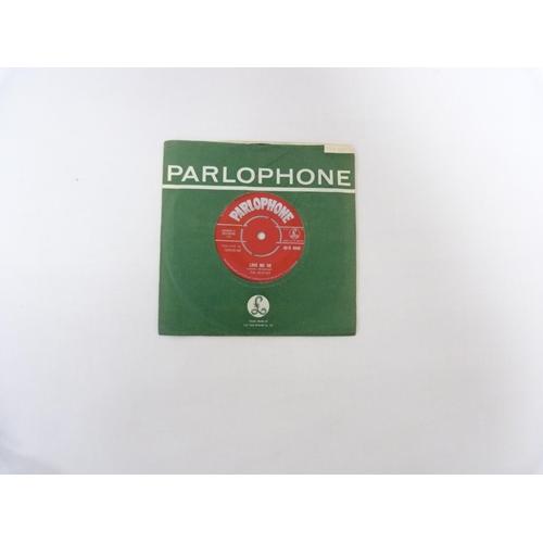 42 - The Beatles, Love Me Do original single (1st UK press, red Parlophone label) in original Parlophone ...