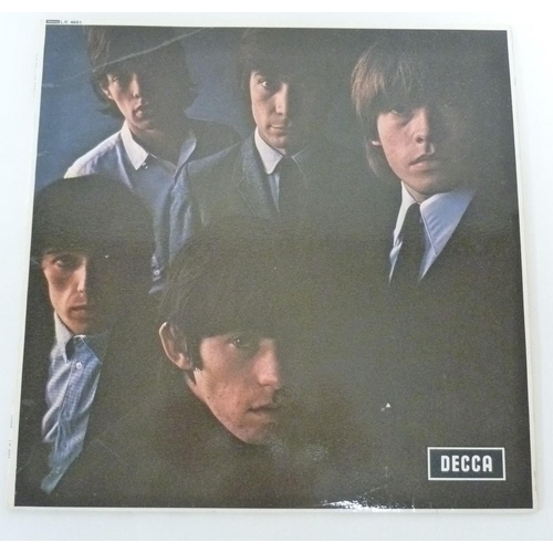 59 - Rolling Stones, No.2 original UK LP (on Decca)....