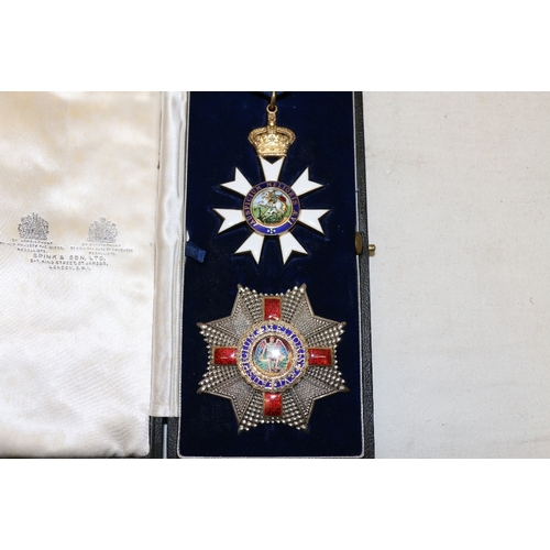 391 - Medals of Crawford Murray MacLehose, Baron MacLehose of Beoch, KT, GBE, KCMG, KCVO, DL (1917-2000) w...