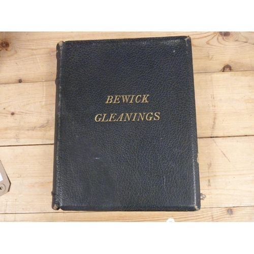 194 - <strong>BOYD JULIA (Ed).  </strong>Bewick Gleanings being Impressions from Copperplates &a...