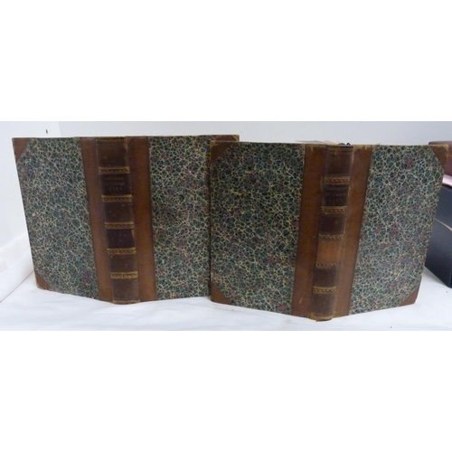 21 - <strong>JOHNSTON J. F. W.</strong>The Chemistry of Common Life. 2 vols. Text illus. Half...
