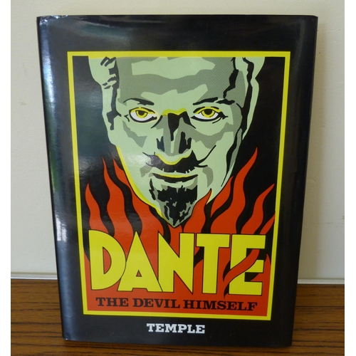 272 - <strong>TEMPLE PHIL.</strong>Dante the Devil Himself (Magician). Col. plates & other...