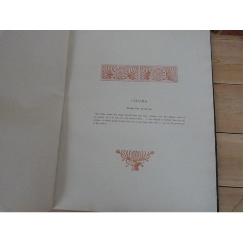 307 - <strong>SMALL JOHN W.  </strong>Scottish Market Crosses. Ltd. ed. 150/500. Etched plates. ...