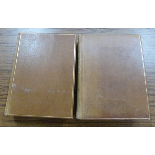 71 - <strong>HUTCHINSON WILLIAM.</strong>The History of the County of Cumberland. 2 vols. Fld...