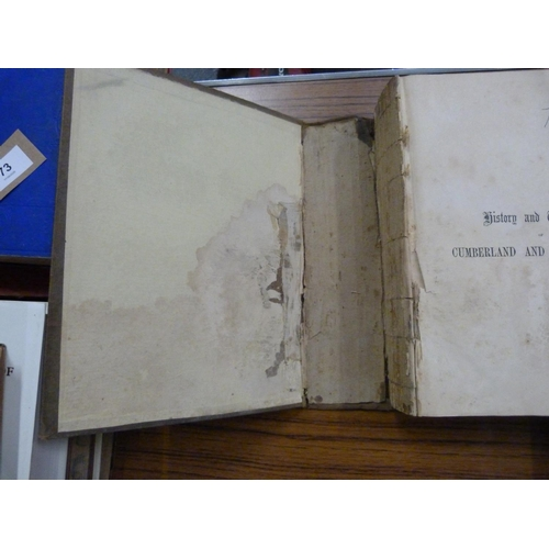 72 - <strong>NICOLSON J. & BURN R.</strong>The History & Antiquities of the Counties ...
