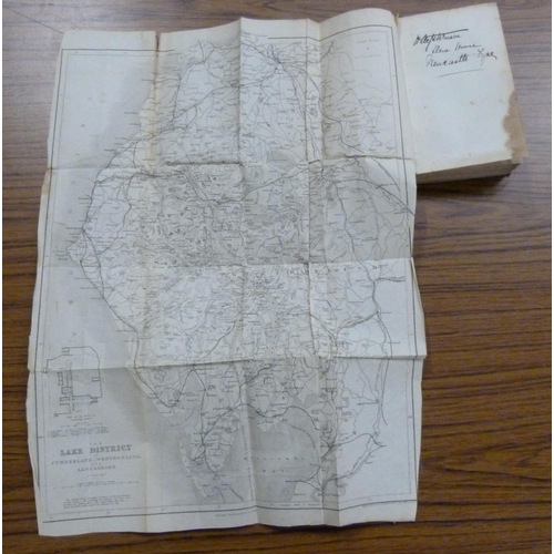 74 - <strong>MANNEX P. J.</strong>History, Topography & Directory of Westmorland & Lonsdale Nor...
