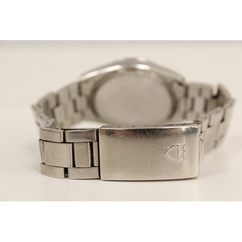 33 - Gent's Rolex Oyster perpetual Air King watch, stainless steel on Tudor bracelet, 1960's....