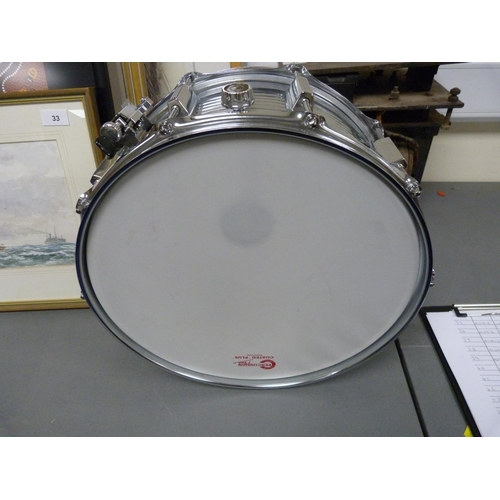 45 - Modern percussion drum