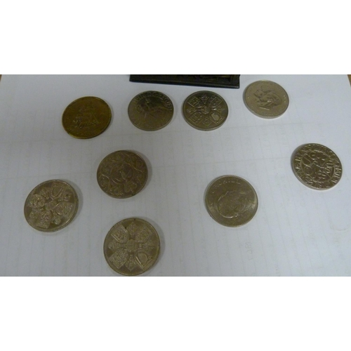 59 - Collection of various coins