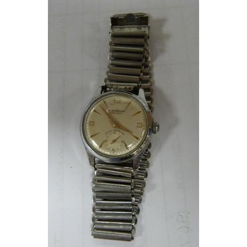 60 - Bowman of Carlisle vintage watch