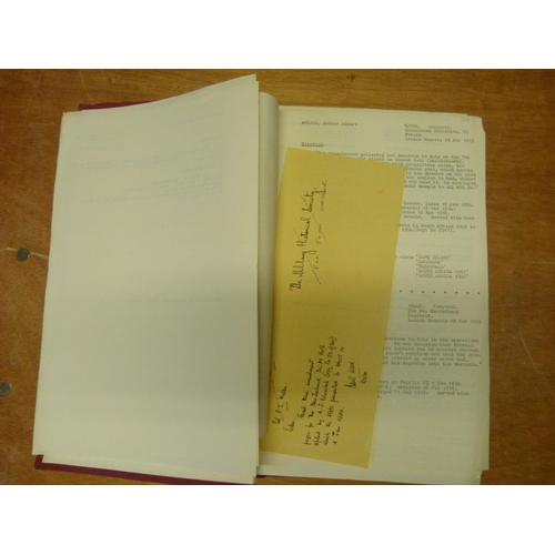 14 - POLASCHEK A. G.The Complete New Zealand Distinguished Conduct Medal Roll. Ltd. ed. 25/30. Type...