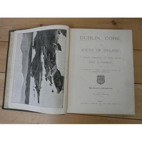 22 - STRATTEN & STRATTEN (Pubs).Dublin, Cork & South of Ireland, A Literary Commercia...