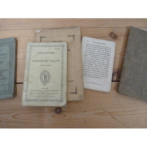 39 - Children's & various.A small carton of late 18th/19th cent. 12mo & smaller vols....