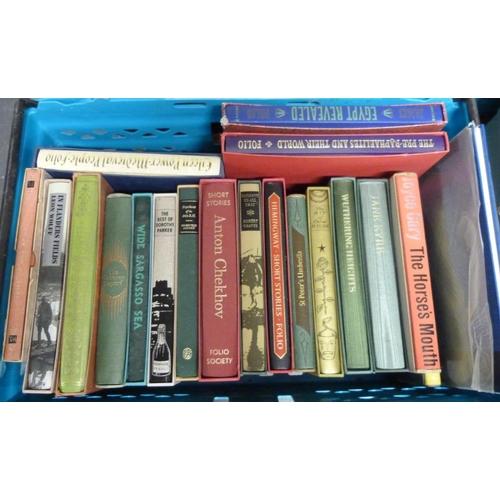 60 - FOLIO SOCIETY.20 vols. in slip cases.