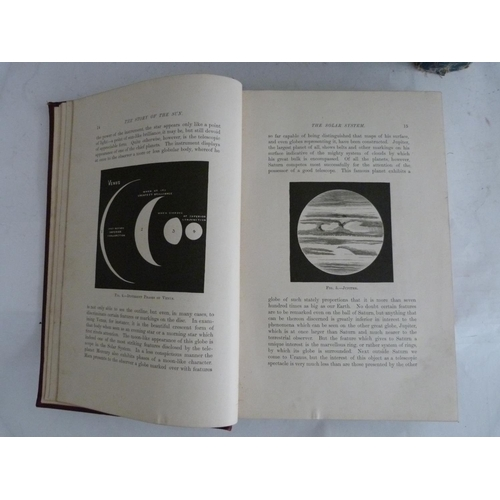 1 - BALL SIR ROBERT.The Story of the Sun. Plates & illus. Orig. maroon cloth, some wear....